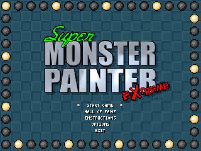Super Monster Painter Extreme