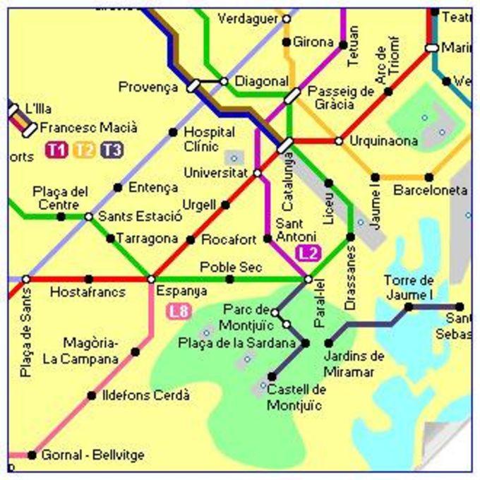 Tube 2 Barcelona