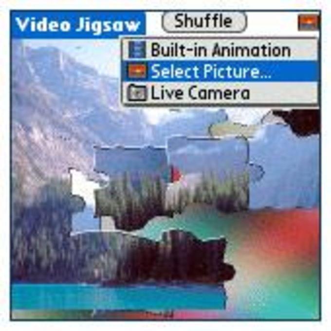 Video Jigsaw
