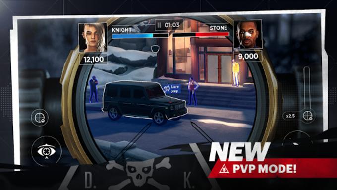Hitman Sniper Assassins