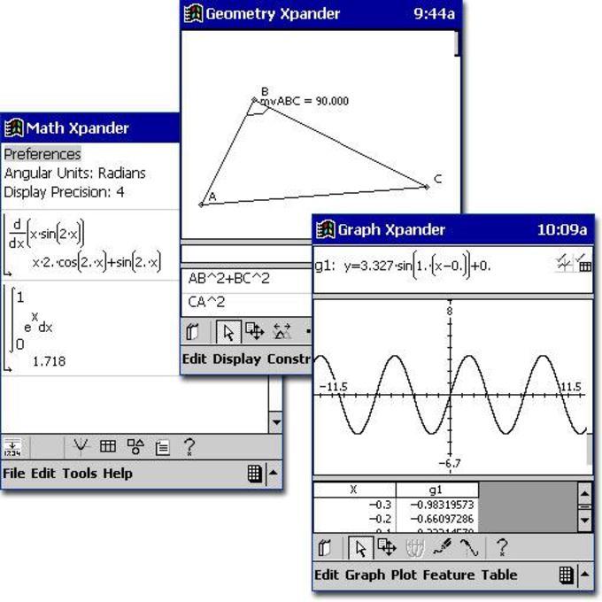 Math Xpander