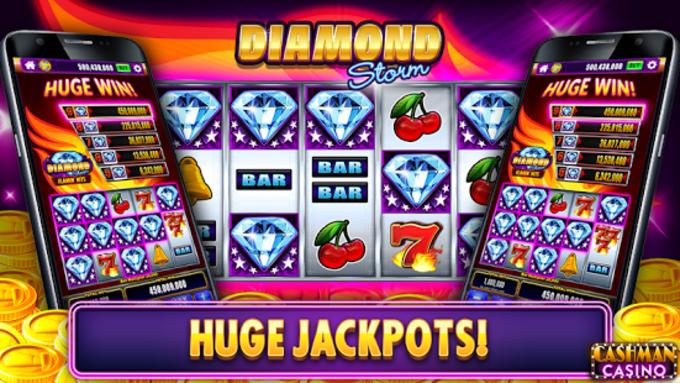 Cashman Casino - Free Slots
