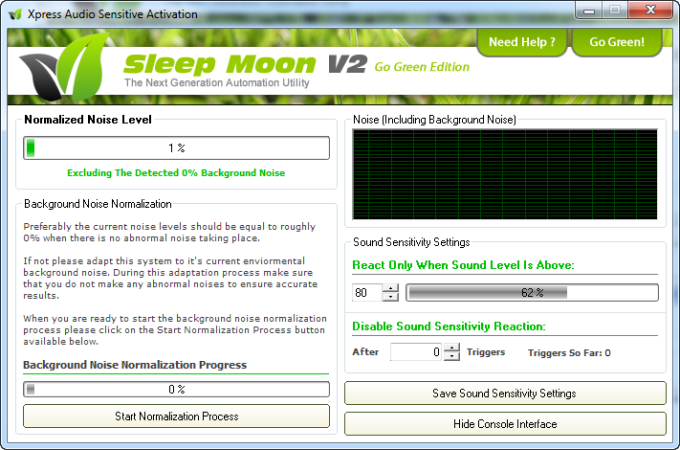 Sleep Moon Xpress