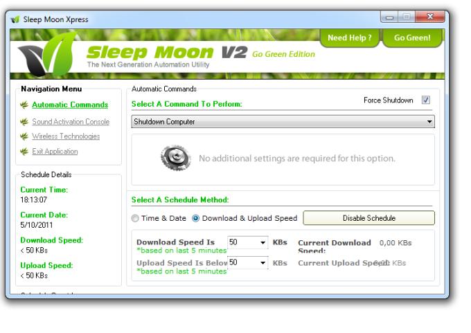 Sleep Moon Xpress