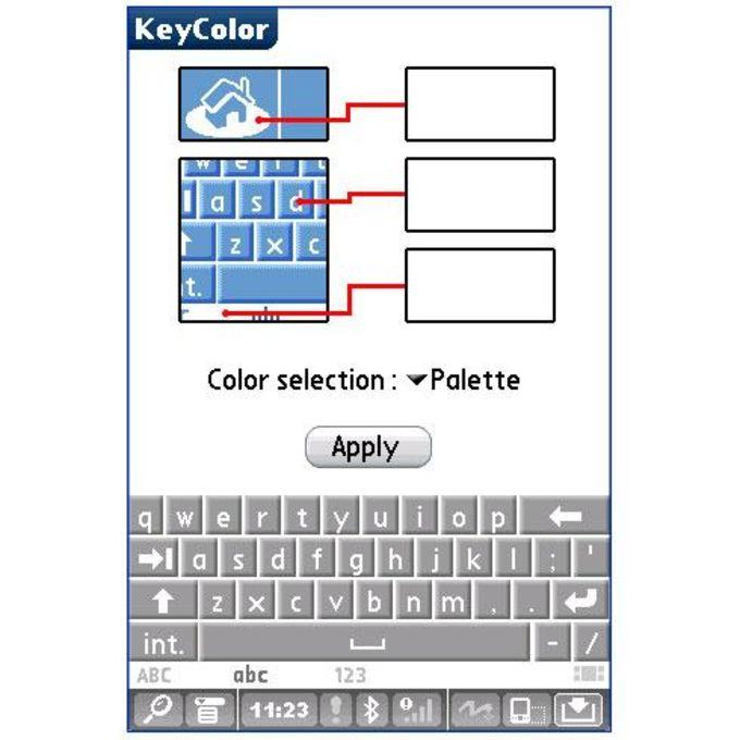 KeyColor
