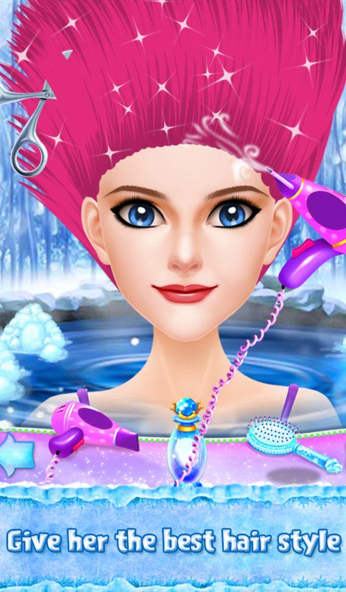 Ice Princess Salon