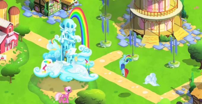 My Little Pony: La Magia de la Amistad para Windows 10