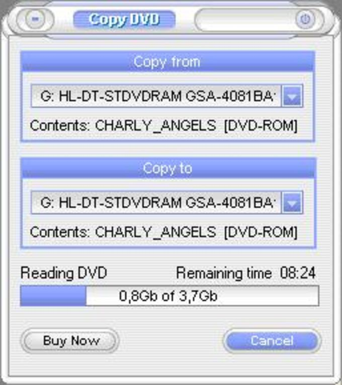 Easy DVD Copy