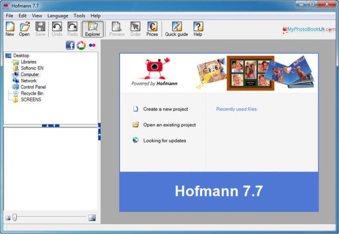 Hofmann Digital Album