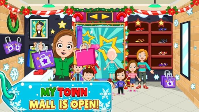My Town  Shopping Mall