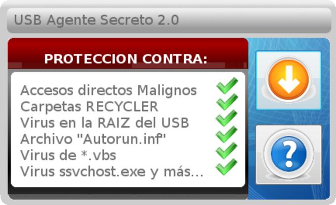USB Agente Secreto
