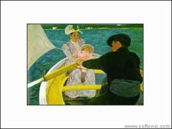 The American Impressionists Screen Saver