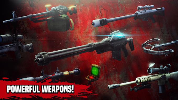 Zombie Hunter Post Apocalypse Survival Games