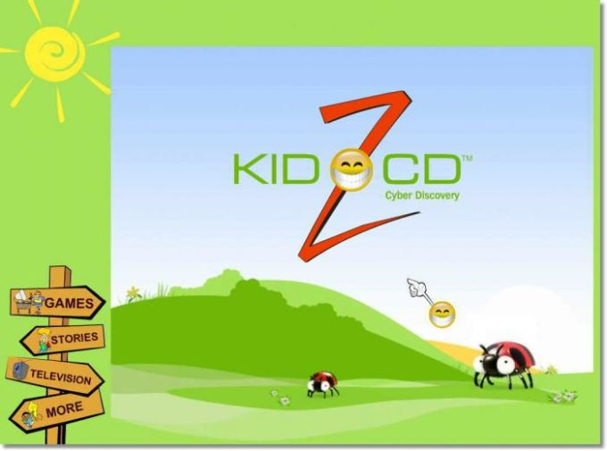 Kidz CD 1