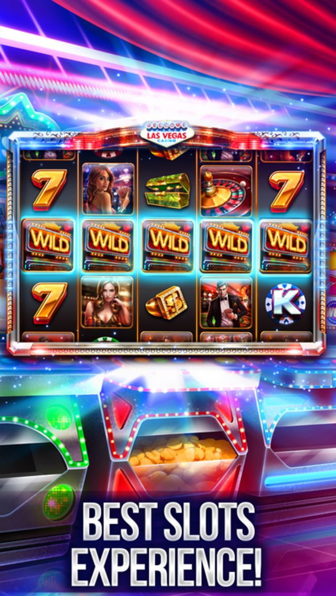 Slots - Huuuge Casino: Free Slot Machines