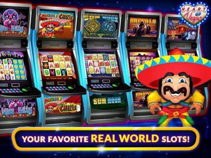 Heart of Vegas™ Slots Casino
