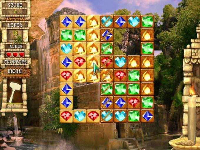 Pantheon: Indian Puzzle