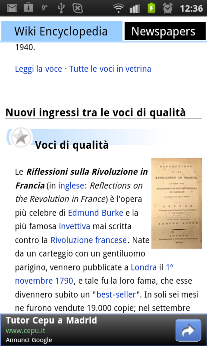 Wiki Enciclopedia