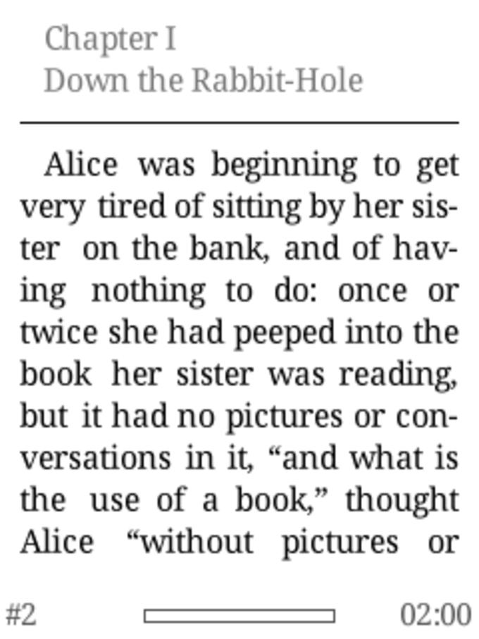Albite READER