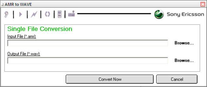 MikSoft Mobile AMR Converter