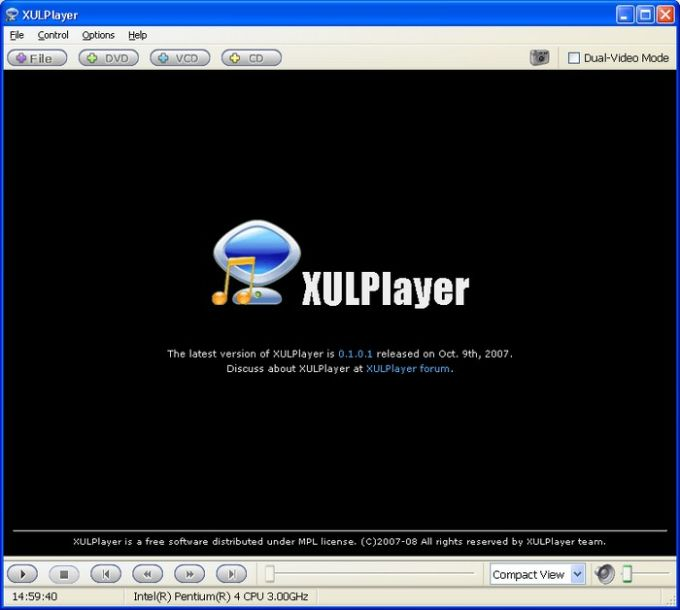 XULPlayer