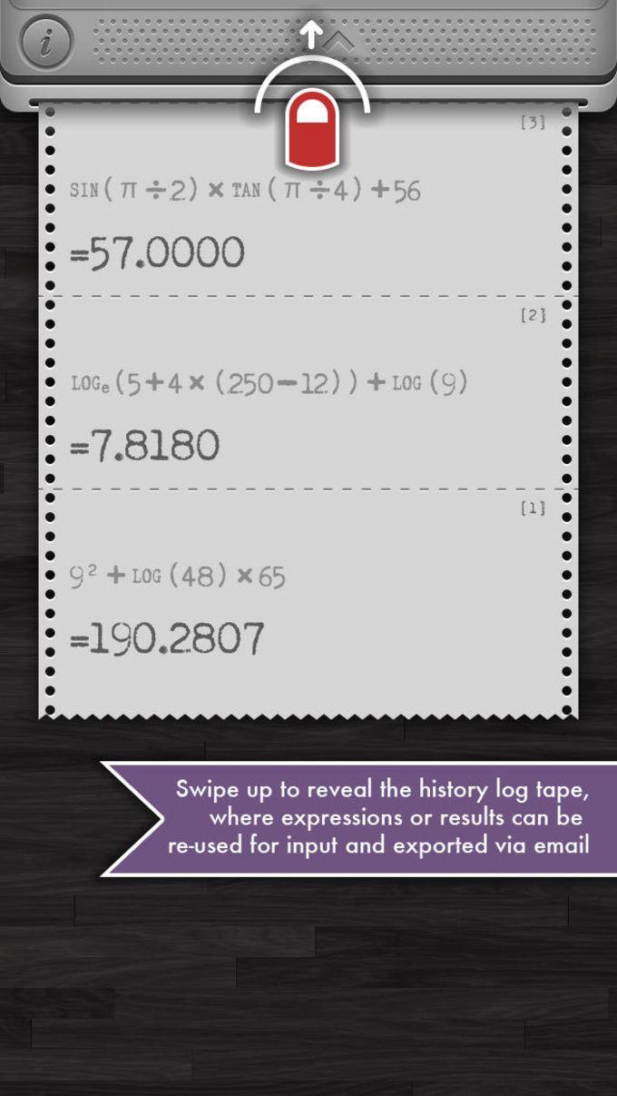 Calctimate - The revolutionary calculator