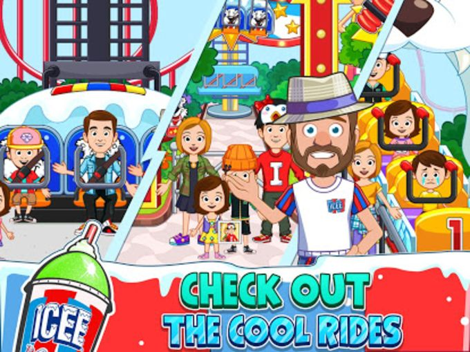 My Town  ICEE Amusement Park