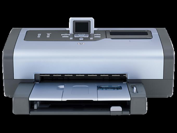 HP Photosmart 7760 Photo Printer drivers