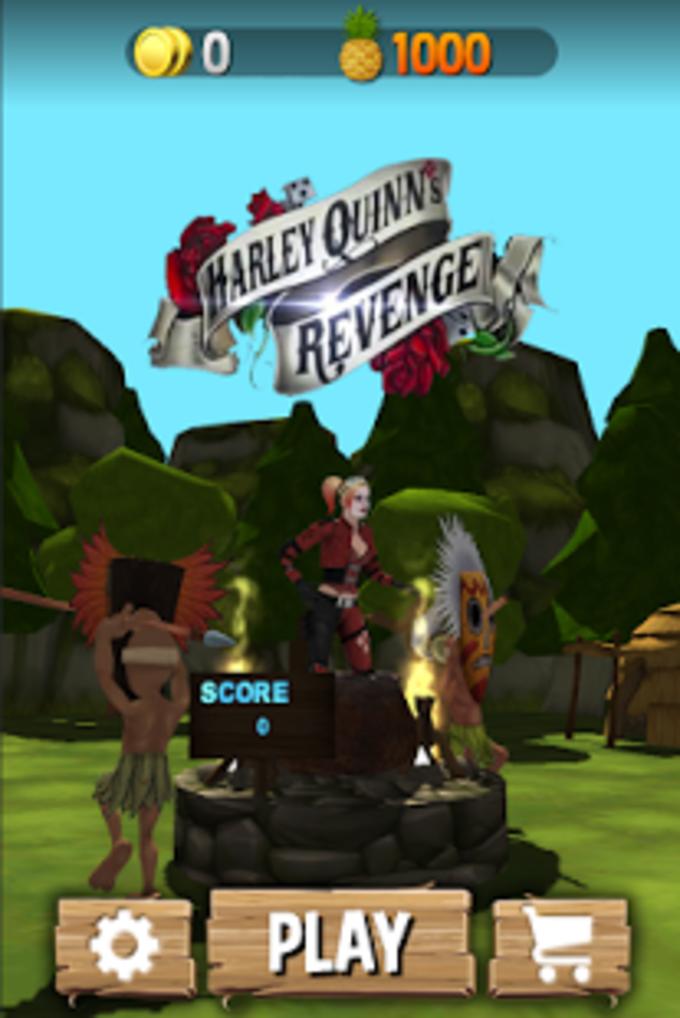 Harley Quinn Temple Run Games