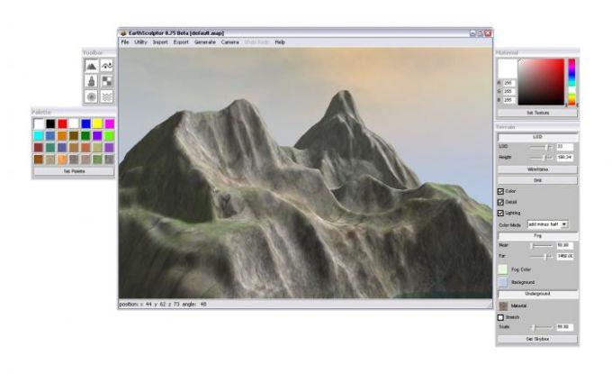 EarthSculptor