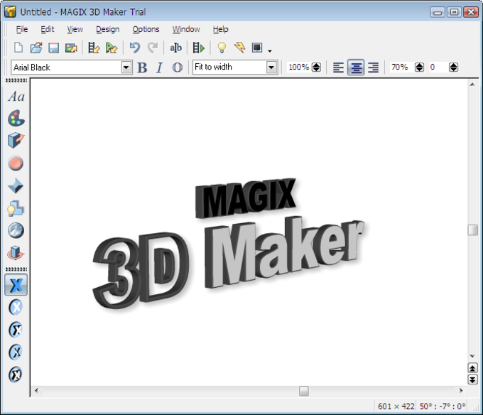 Magix 3d maker t l charger for Programma 3d semplice