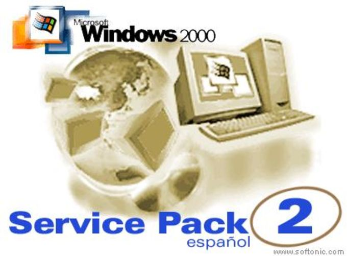 Windows 2000 Professional Service Pack 2