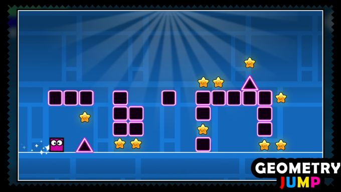 Geometry Jump : Impossible Dash