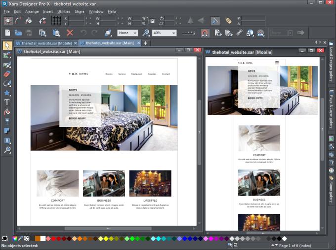 Xara Designer Pro Download