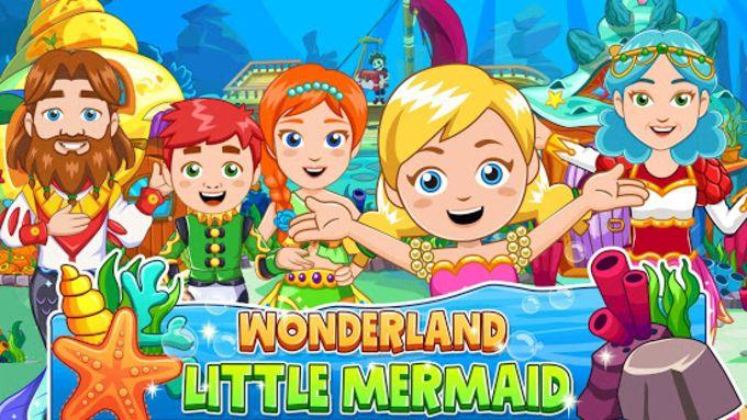 Wonderland  Little Mermaid