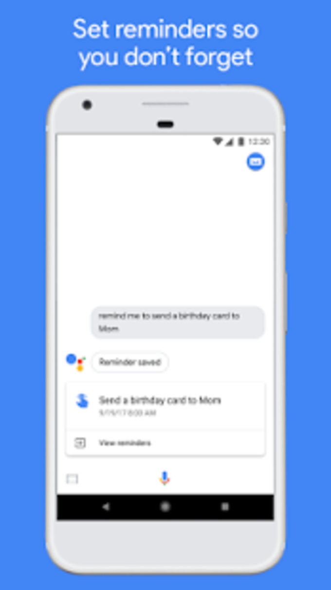 Google Assistant For Android Download
