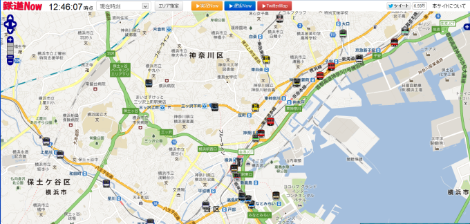 鉄道Now