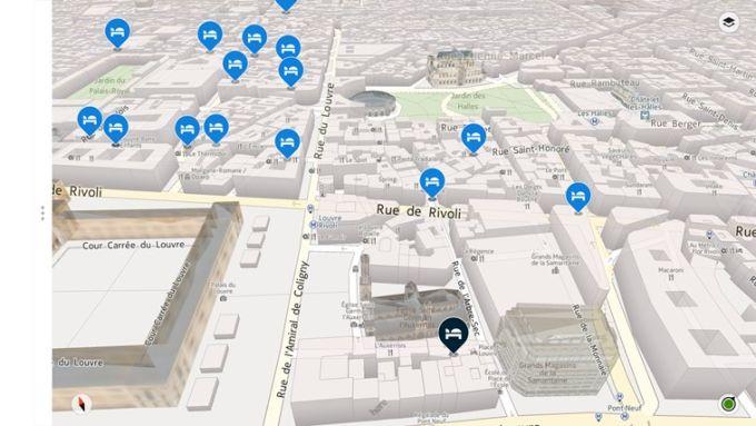 HERE Maps für Windows 10