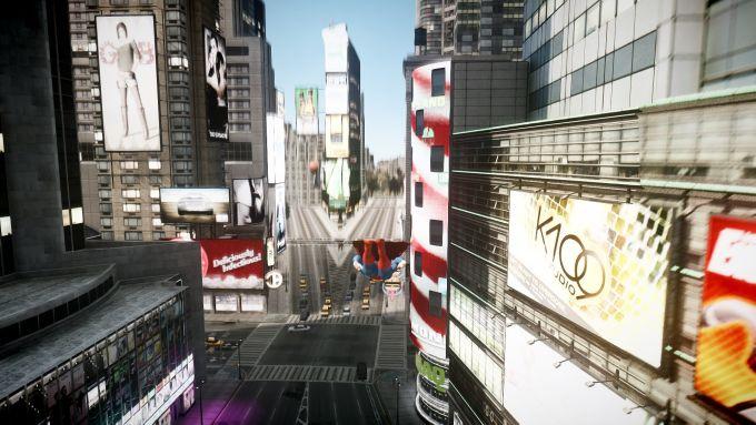 SuperMan Mod pour GTA IV