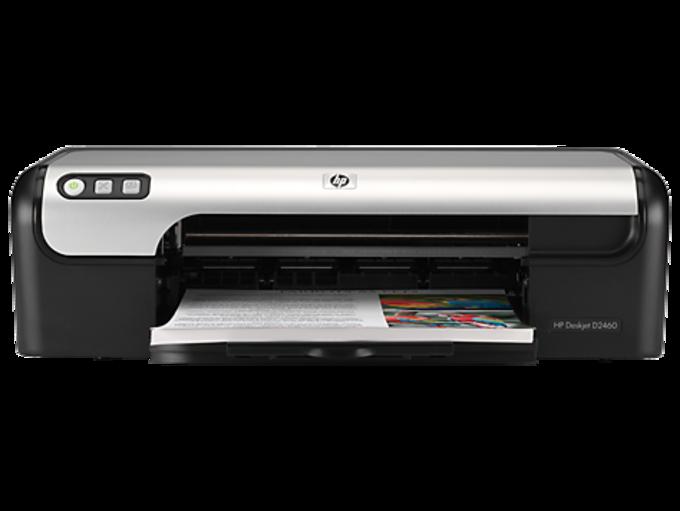 HP Deskjet D2460 Printer drivers
