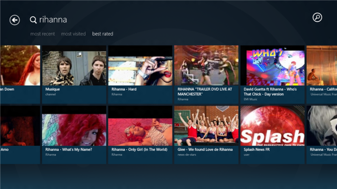 Dailymotion for Windows 10
