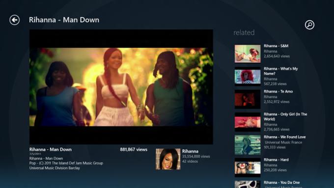 Dailymotion für Windows 10