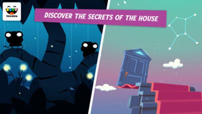 Toca Mystery House