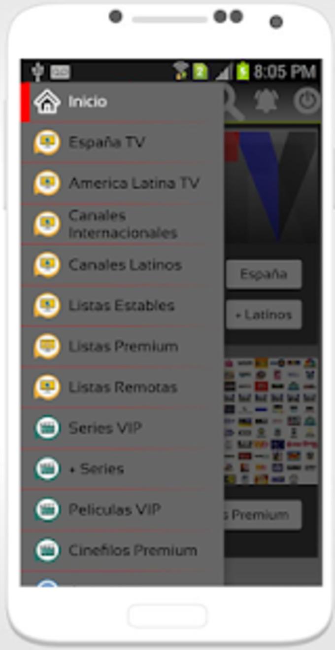 Listas IPTV Lite Lista m3u grátis e atualizada
