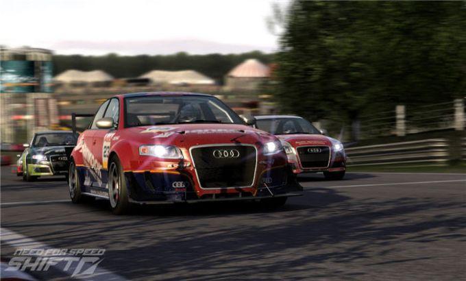 Fond d'écran Need for Speed Shift