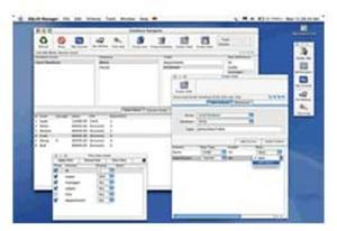 SQL4X Manager