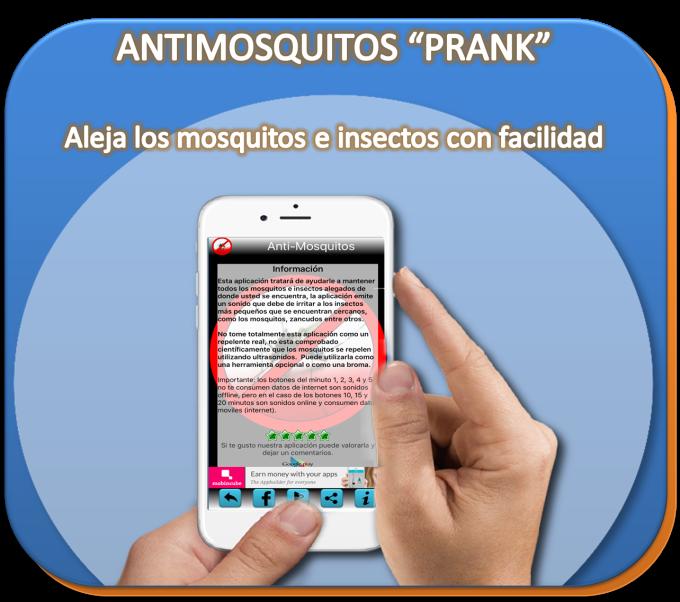 Antimosquitos Prank