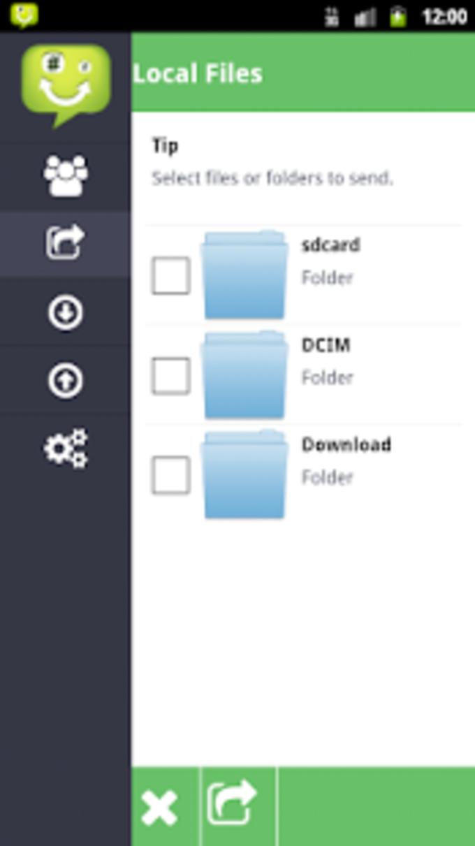 Wifi File Transfer - Feem