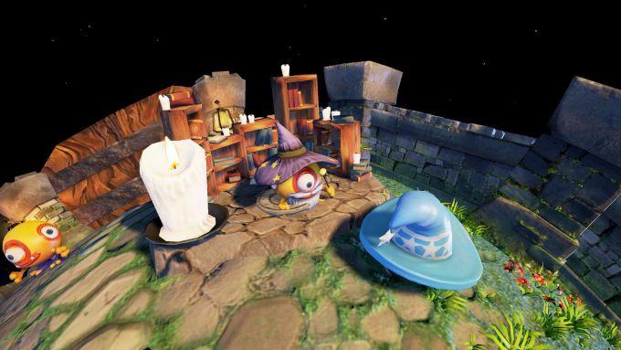 O! My Genesis : Planet Dagoh PS VR PS4