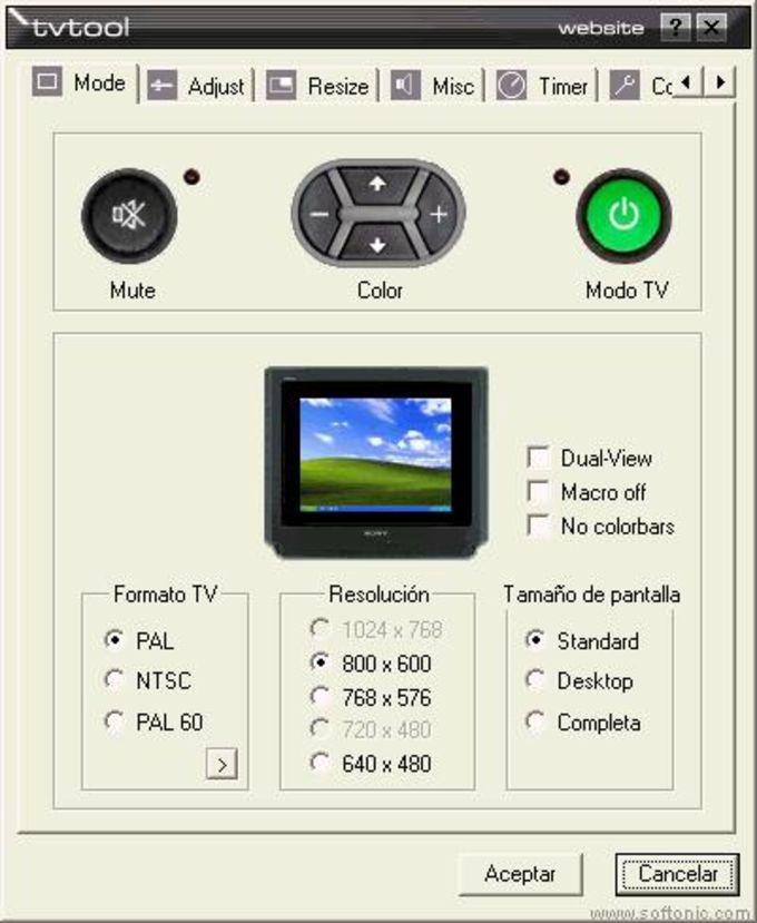 TVTool Language Files